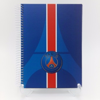 Caderno Jandaia 10x1 200fls Cd Paris Saint Germain