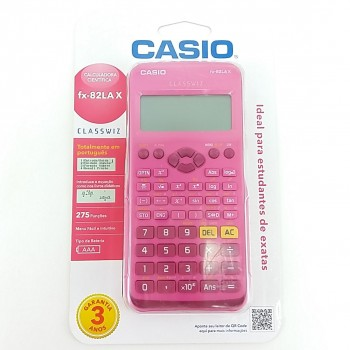 Calculadora Casio Digital Cientifica Fx-82lax