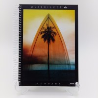 Caderno Foroni 10x1 200fls Cd Quicksilver
